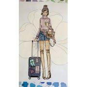 Carimbo It Girl Linha Planner - Malu