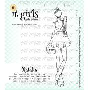Carimbo It Girl Linha Planner - Natalia