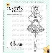Carimbo It Girl Linha Planner - Olivia