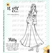 Carimbo It Girl Linha Planner - Patty