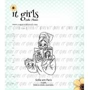 Carimbo It Girl Linha Planner - Sofie em Paris