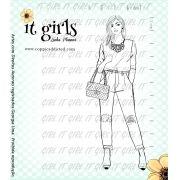 Carimbo It Girl Linha Planner - Tita