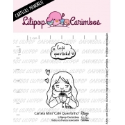 Cartela de Carimbos Mini -