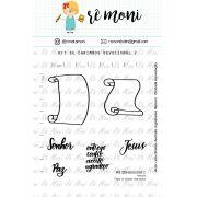 Kit de Carimbos - Devocional 2 - Remoni