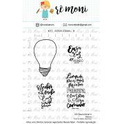 Kit de Carimbos - Devocional 6 - Remoni