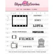Kit de Carimbos - Filmes (LILIPOP CARIMBOS)