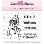 Kit de Carimbos - Fotografia