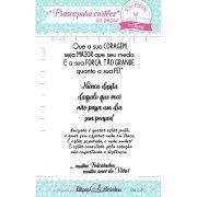 Kit de Carimbos - Frases para Cartões