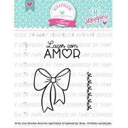 Kit de Carimbos - Laços com Amor