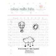 Kit de Carimbos M -