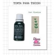 Kit de Tinta para tecido - Piscina + almofada sem tinta