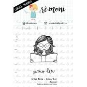 LINHA MINI - Amo Ler (Remoni)