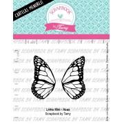 LINHA MINI -  Asas  - Scrapbook by Tamy