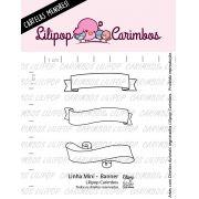 LINHA MINI - Banner  - Lilipop Carimbos