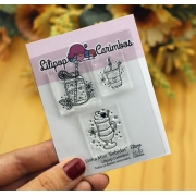 LINHA MINI -  Bebidas - Lilipop Carimbos
