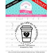 LINHA MINI - Café Expresso (Scrapbook by Tamy)