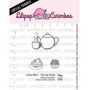 LINHA MINI - Chá da Tarde (Lilipop Carimbos)