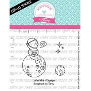LINHA MINI -  Espaço  - Scrapbook by Tamy