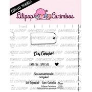 LINHA  MINI ESPECIAL (PINK FRIDAY) COM CARINHO - Lilipop Carimbos