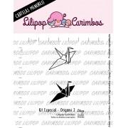 LINHA  MINI ESPECIAL (PINK FRIDAY) ORIGAMI 2 - Lilipop Carimbos