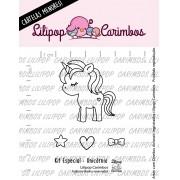 LINHA  MINI ESPECIAL (PINK FRIDAY) UNICÓRNIO - Lilipop Carimbos