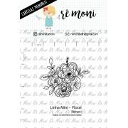 LINHA MINI - Floral - Remoni