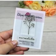 LINHA MINI - Flores 3 - Lilipop Carimbos