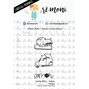 LINHA MINI - Gatos - Remoni