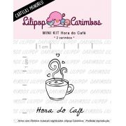 LINHA MINI -  Hora do Café