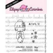 LINHA MINI - Kokeshi (Lilipop Carimbos)