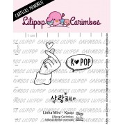 LINHA MINI -Kpop (Lilipop Carimbos)