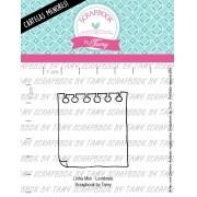 LINHA MINI - Lembrete - Scrapbook by Tamy