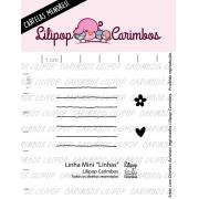 LINHA MINI - Linhas - Lilipop Carimbos