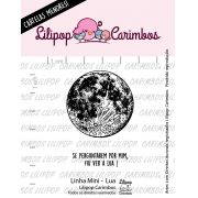 LINHA MINI - Lua  - Lilipop Carimbos