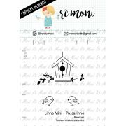 LINHA MINI - Passarinho - Remoni