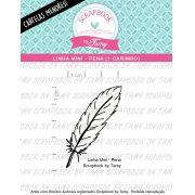 LINHA MINI - Pena (Scrapbook by Tamy)