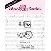 LINHA MINI - Selos 2  - Lilipop Carimbos