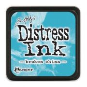 MINI DISTRESS INK - Broken China