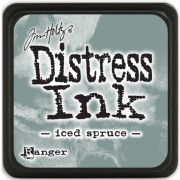 MINI DISTRESS INK - Iced Spruce