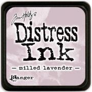 MINI DISTRESS INK - Milled Lavender