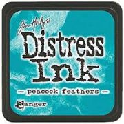 MINI DISTRESS INK - Peacock Feathers