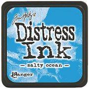 MINI DISTRESS INK - Salty Ocean