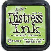 MINI DISTRESS INK - Twisted Citron