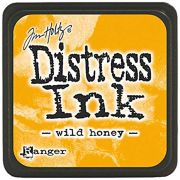 MINI DISTRESS INK - Wild Honey