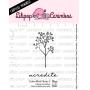 "Cartela de Carimbos Mini - ""Flores 3"" - Lilipop Carimbos"