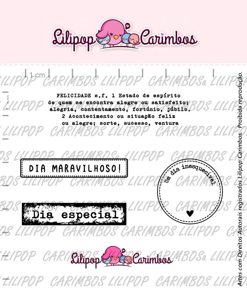 BOX DIÁRIO DA POSITIVIDADE - BLUEBERRY