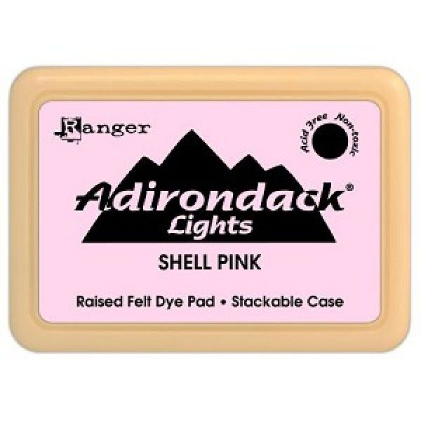 CARIMBEIRA ADIRONDACK - SHELL PINK