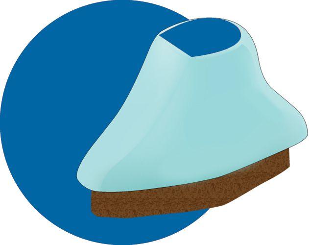 CARIMBEIRA CHALK EDGER BLUE JAY