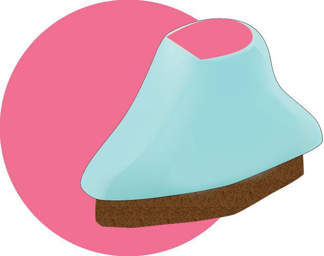 CARIMBEIRA CHALK EDGER VINTAGE PINK