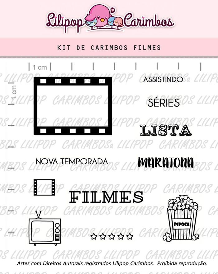 Kit de Carimbos - Filmes